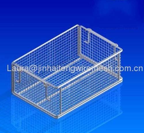 Mesh Wire Baskets Nesting