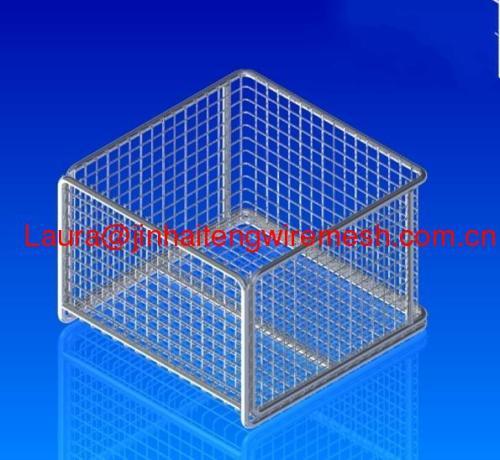 Steel Wire Baskets