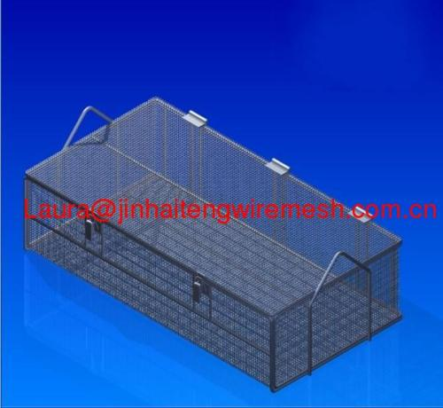 Wire Baskets - Covers