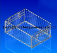 Stainless Mesh Wire Baskets
