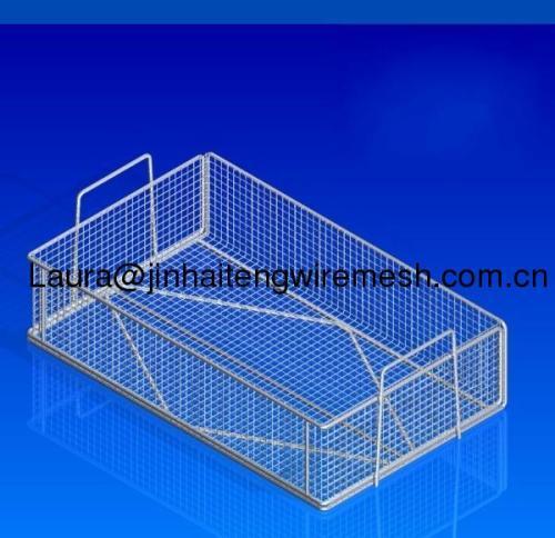 Rectangular Wire Baskets