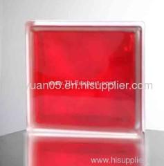 Incolored Glass Block