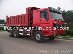SINOTRUK HOWO All-Wheel Drive Tipper Dump Truck (4x4 6x6)