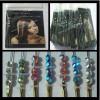 Swarovski Crystal Hair Jewelry