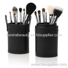 12pcs makeup brush set by vonira beauty