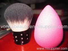 Purely Cosmetics - Hot Pink Beauty Blender Sponge & Brush Guards