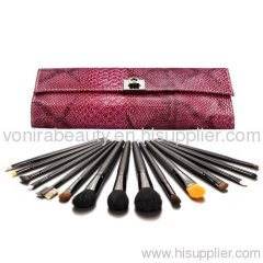 Coastal_Scents_Deluxe_Brush_Set,_Magenta_Reptile
