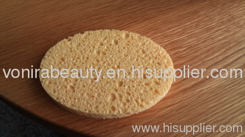 Vonira Exfoliating Cellulose Facial Cleaning Sponge Without Skin