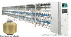 Metallic Yarn Covering Machine MX Yarn