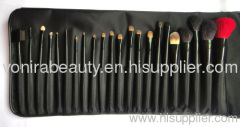 New Cosmetic Brush Set With Case
