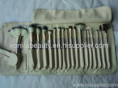 vonira beauty 18pcs makeup brush kit makeup tools supplier