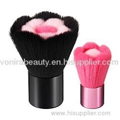 Vonira Beauty Flower shape kabuki makeup brush