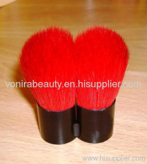 Vonira professional mini kabuki brush