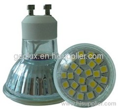 SMD5050 GU10 LED SPOTLIGHT