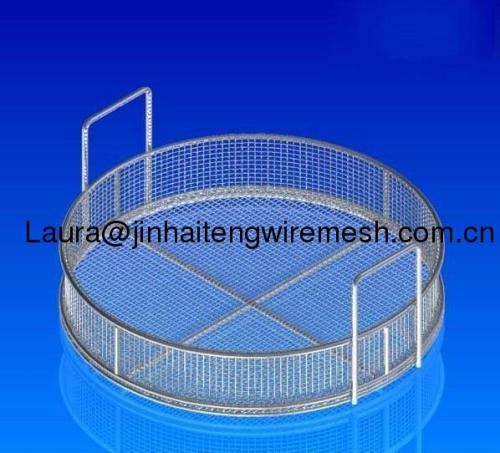 Wire Baskets - Stainless Wire Baskets