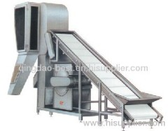 Chinese date winnower machine