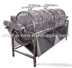 Asparagus grade machine