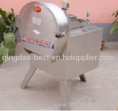 radish shredded machine