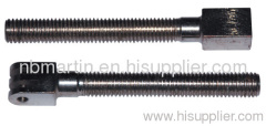 Alien head long carbon steel bolt
