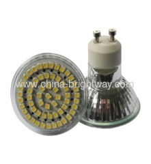 Dimmable SMD3528 3W LED spotlight