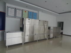 long dragon type WX9800 commercial dishwasher