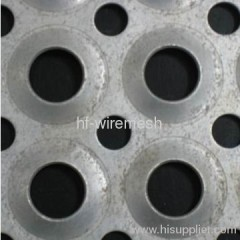 Perforated netting