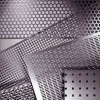 Hexagonal punching net