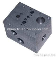Porous Steel Parts