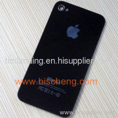 iPhone 4S Black Glass replacement Back Cover, sell iPhone 4S Black Glass replacement Back Cover