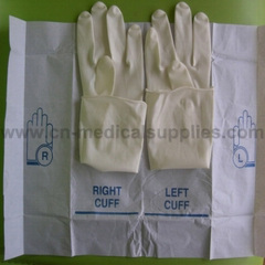 Powder-free Latex Gloves