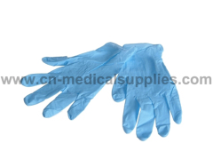 Non-sterile Nitrile Exam Gloves
