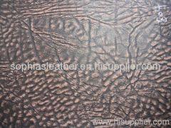 Textile Pvc Artificial Leather For Car Seats