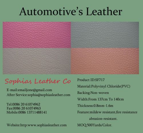 SOPHIA'S LEATHER CO., LTD.