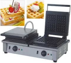 rectangle waffle stove