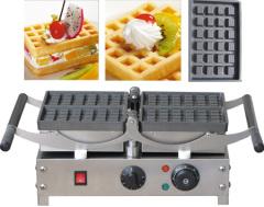rectangle waffle machine