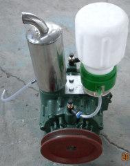 Westfalia type vacuum pump