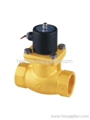 High pressure and high temperature steam valves