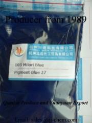 Pigment Blue 27 (103 Milori Blue)