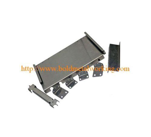 sheet metal industrial bracket