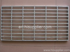 Welded steel gratings