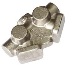 aluminum die casting casting valve