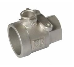 aluminum die casting accessory pneumatic parts