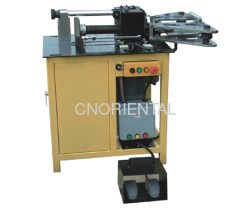 multifunction electric bus-bar bender for aluminous and cupreous bus-bar