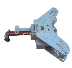 hydraulic bus-bar metallic tube bender