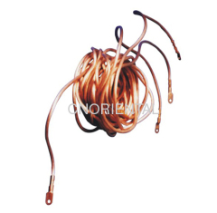 single three phase earthing copper wire