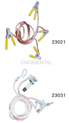 safety auxiliary grounding wire