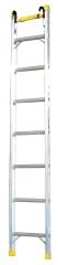 aluminous alloy tension sagging ladder