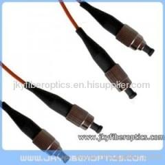 FC/PC to FC/PC Multimode Duplex Fiber Optic Patch Cord