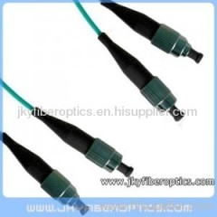 FC/PC to FC/PC Multimode OM3 10G Duplex Fiber Optic Patch Cord
