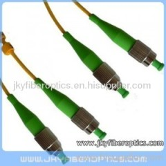 FC/APC to FC/APC Singlemode Duplex Patch Cord